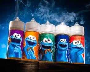 Жидкость Cookie Monster 100 мл