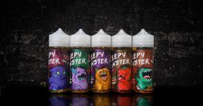 Жидкость Creepy Monster 120 мл
