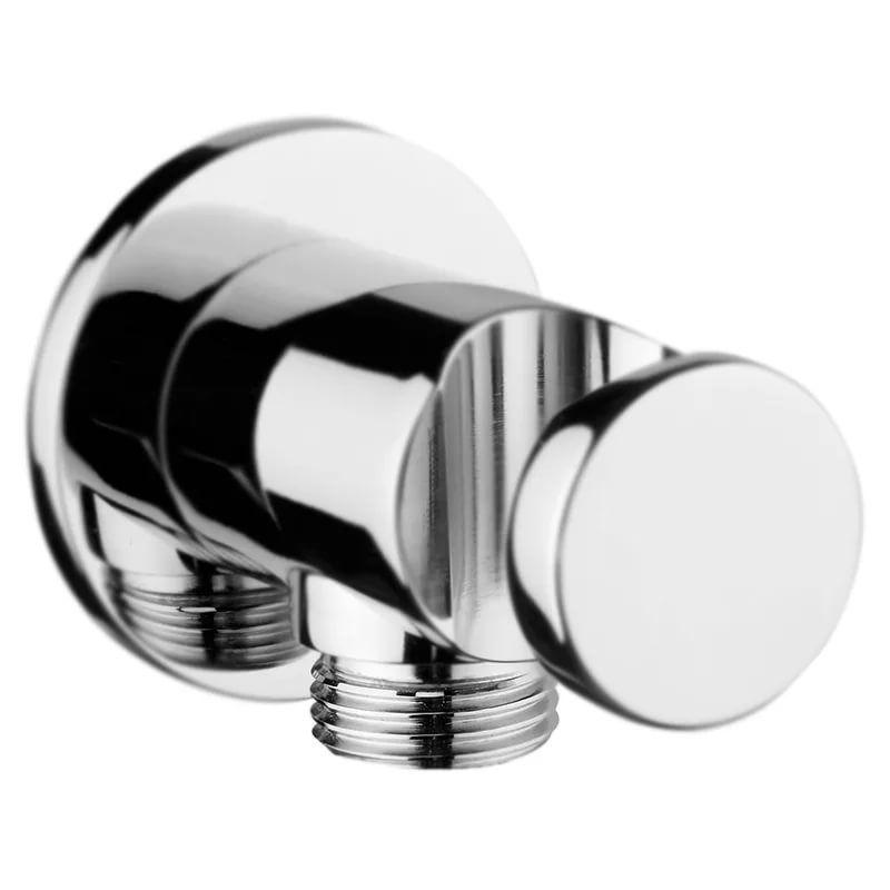 Шланговое подсоединение Webert Comfort AC0478015 угловое с держателем 1/2-1/2 ФОТО