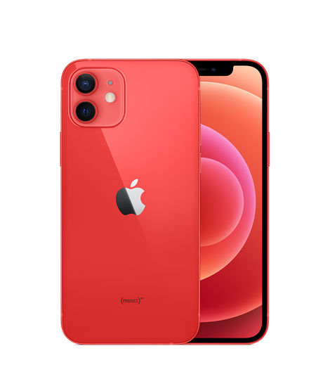 Смартфон Apple iPhone 12 128GB (PRODUCT)RED