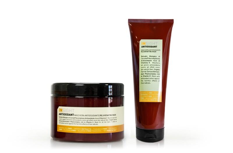 Маска антиоксидант для перегруженных волос  ANTIOXIDANT  INSIGHT