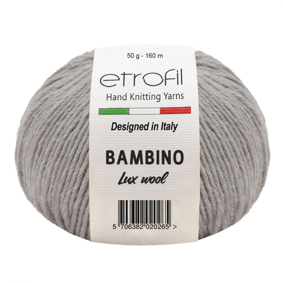 BAMBINO LUX WOOL Цвет №  70086