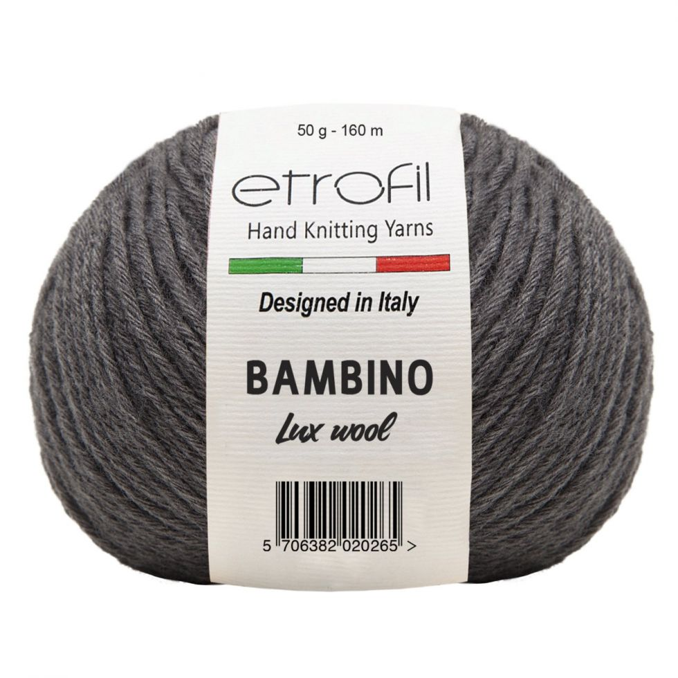 BAMBINO LUX WOOL Цвет №  70087