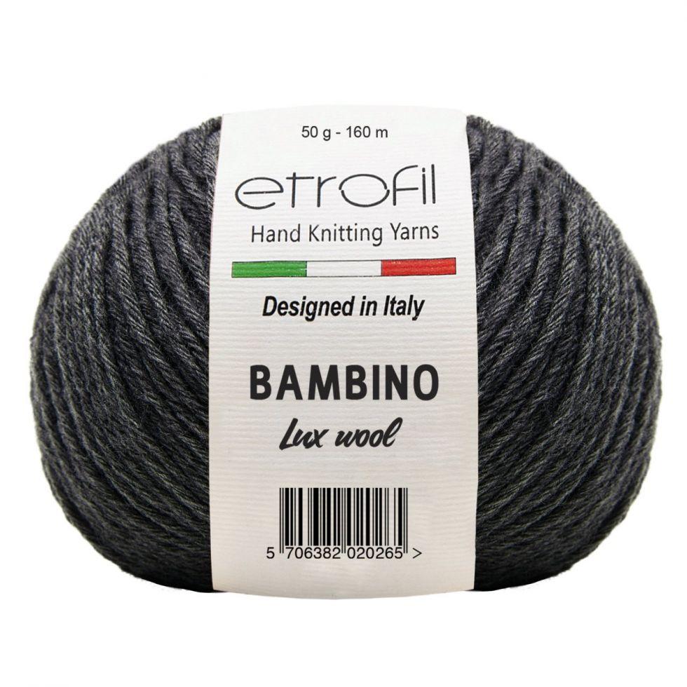 BAMBINO LUX WOOL Цвет №  70090