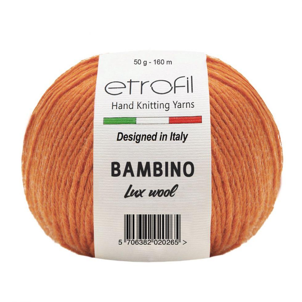 BAMBINO LUX WOOL Цвет №  70212