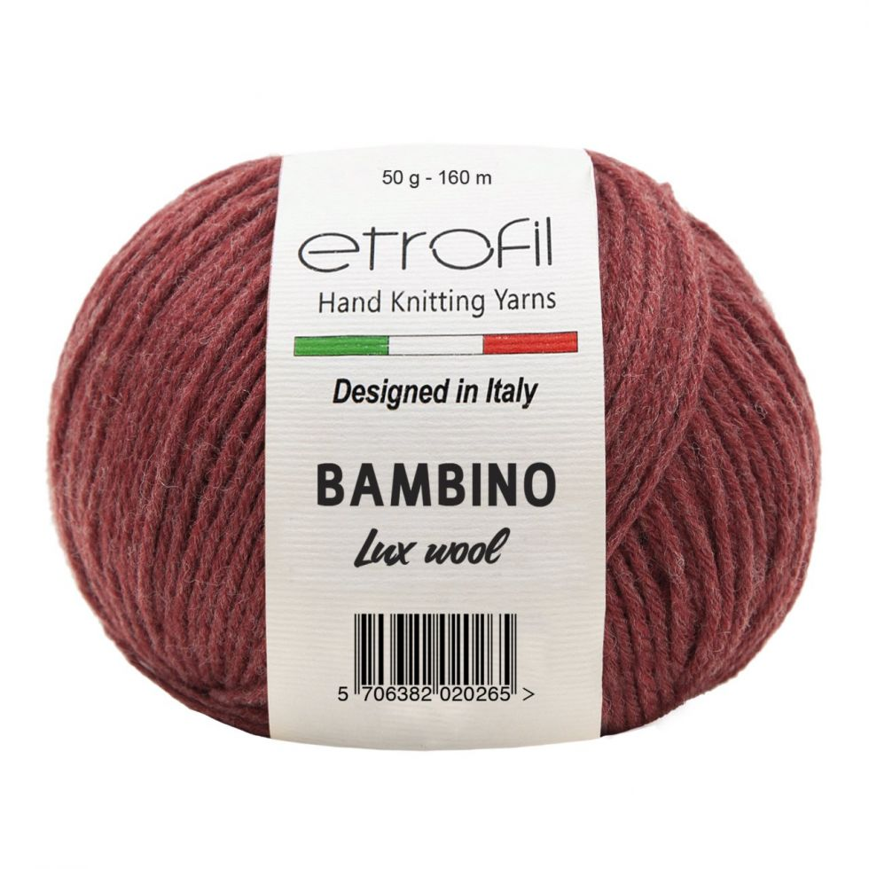 BAMBINO LUX WOOL Цвет №  70213