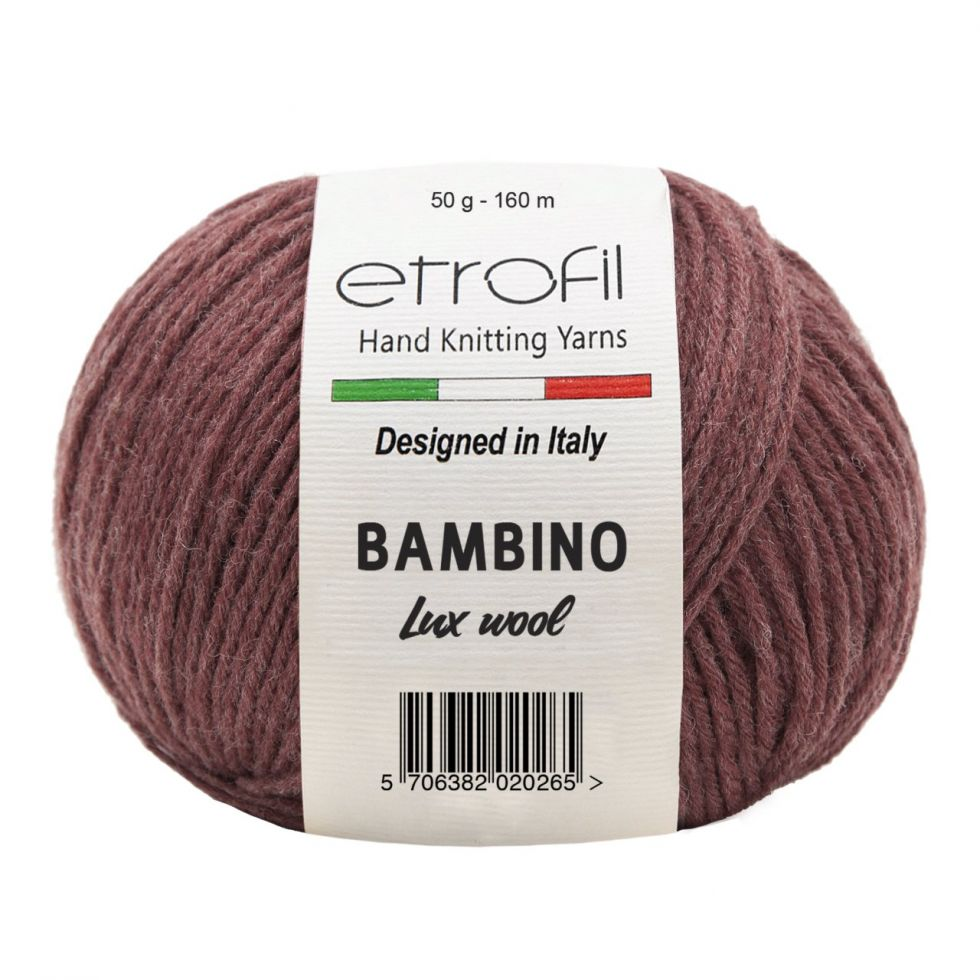BAMBINO LUX WOOL Цвет №  70314