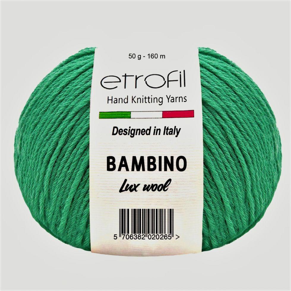 BAMBINO LUX WOOL Цвет №  70407