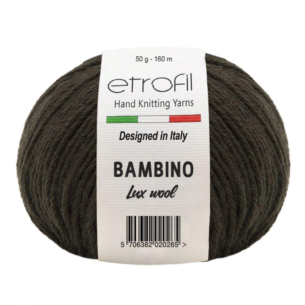BAMBINO LUX WOOL Цвет №  70701