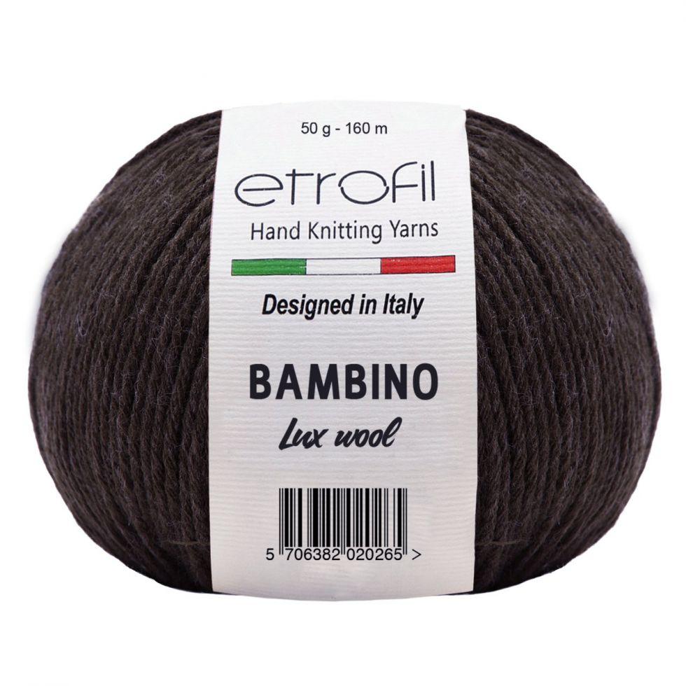 BAMBINO LUX WOOL Цвет №  70702
