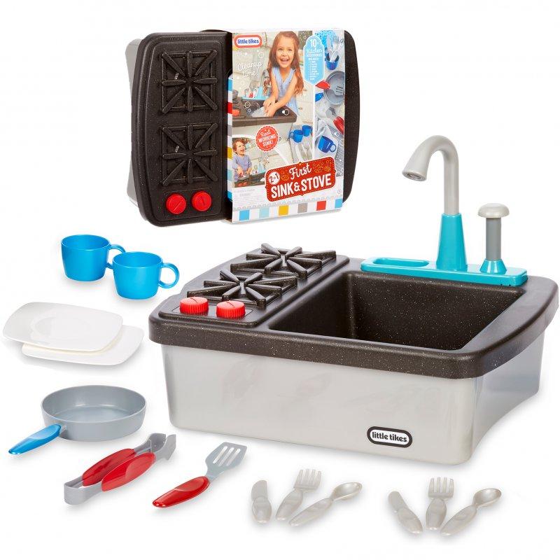Игровой набор плита, раковина Little Tikes Sink  654497