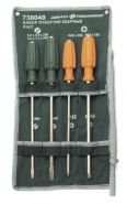 738040 Набор отвёрток усиленных 250 мм, 4шт. Дело Техники