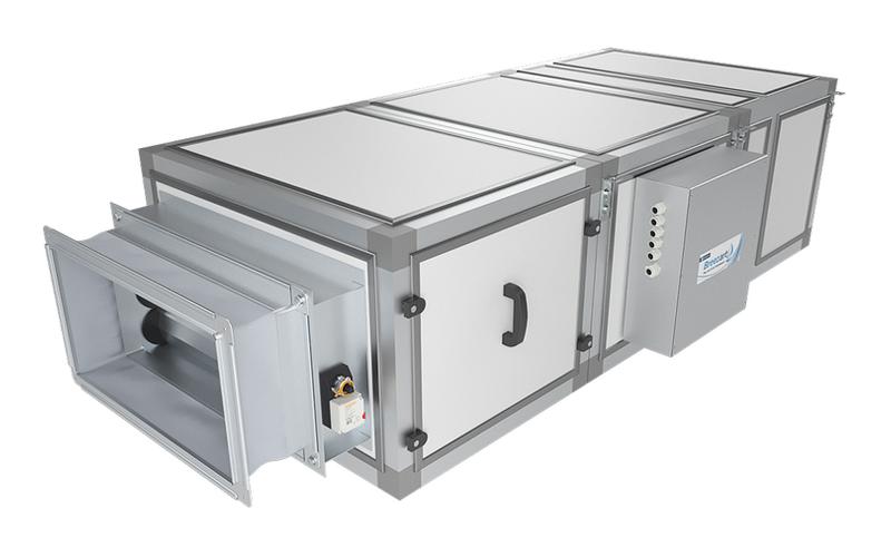 Приточная установка Breezart 2700 Lux 15 - 380/3