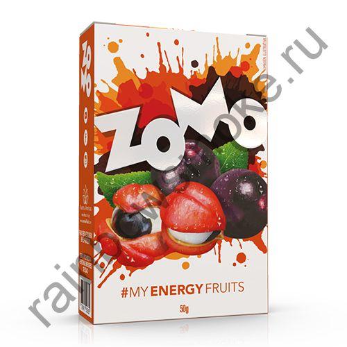 Zomo Classics Line 50 гр - Energy Fruits (Энергия Фруктов)