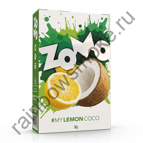 Zomo Classics Line 50 гр - Lemon Coco (Лимон и Кокос)