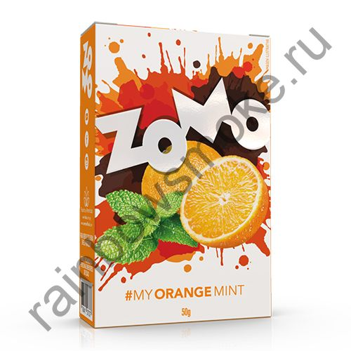 Zomo Classics Line 50 гр - Orange Mint (Апельсин Мята)