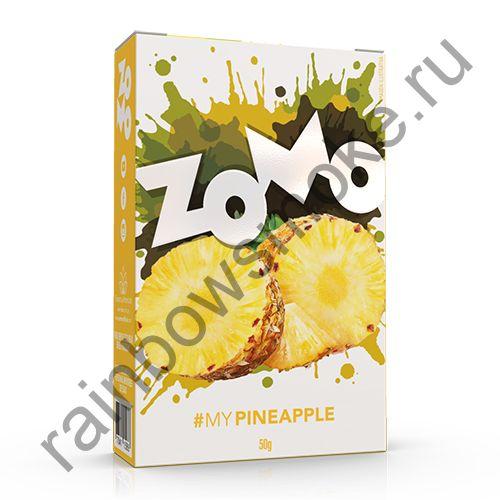 Zomo Classics Line 50 гр - Pineapple (Ананас)