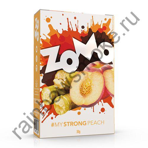 Zomo Strong Line 50 гр - Peach (Персик)