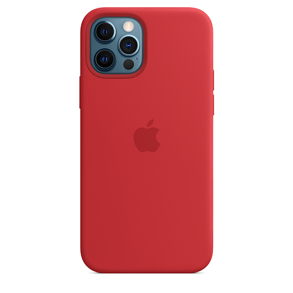 Чехол iPhone 12 Pro Apple MagSafe Silicone Case