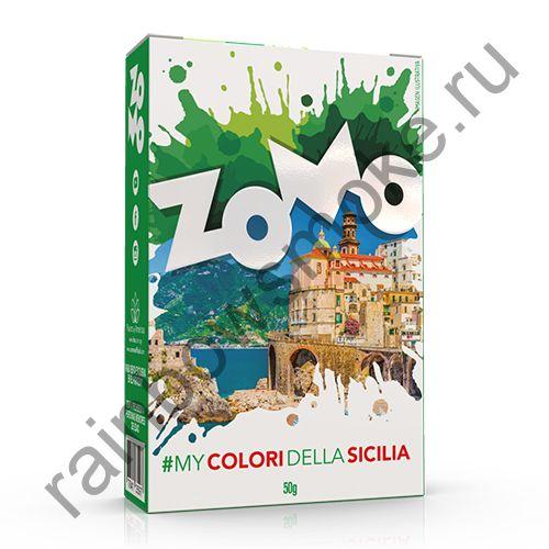 Zomo World Line 50 гр - Colori Della Sicilia (Цвета Сицилии)