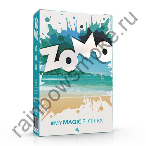 Zomo Flavors of Brasil 50 гр - Magic Floripa (Волшебная Флорипа)