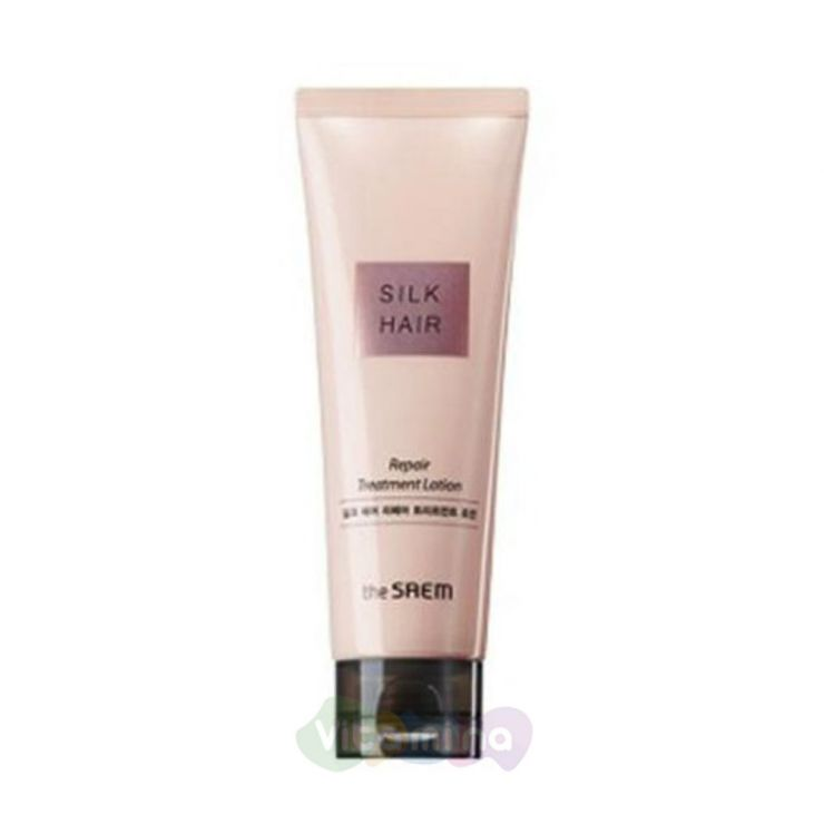 The Saem Лосьон для поврежденных волос Silk hair repair treatment lotion, 120 мл
