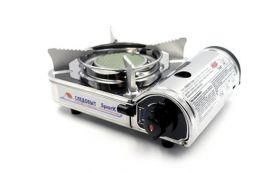 Газовая плита Следопыт SPARK PF-GST-N12