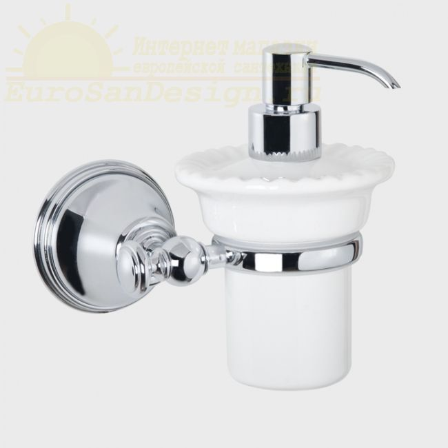 Дозатор жидкого мыла Tiffany World Harmony TWHA108cr ФОТО