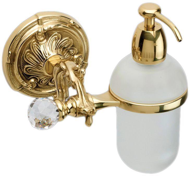 Дозатор мыла Art&Max Barocco Crystal AM-1788-Do-Ant-C ФОТО
