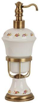 Дозатор жидкого мыла Migliore Provance Ml.PRO-60.517.BR настольный ФОТО