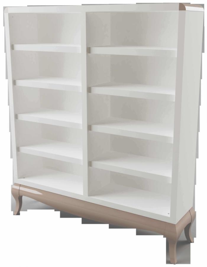 Q-01 Шкаф Книжный