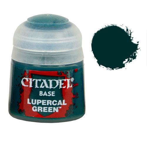Базовая краска Lupercal Green 21-45