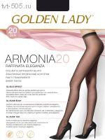 Колготки Golden Lady 20d armonia прозрачные без штанишек