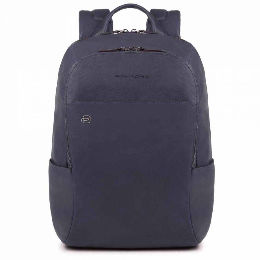 Рюкзак Piquadro CA3214B3/BLU4 кожаный серо-синий