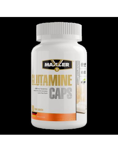 Maxler - Glutamine  caps