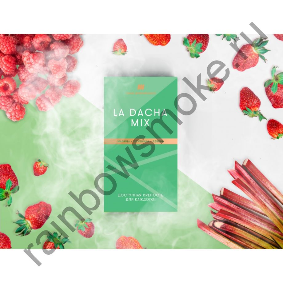 Табак Шпаковского 40 гр - La Dacha Mix (Дачная Смесь)