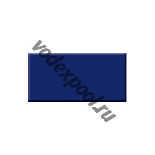 Плитка керамическая кобальт AquaViva 244х119х9мм