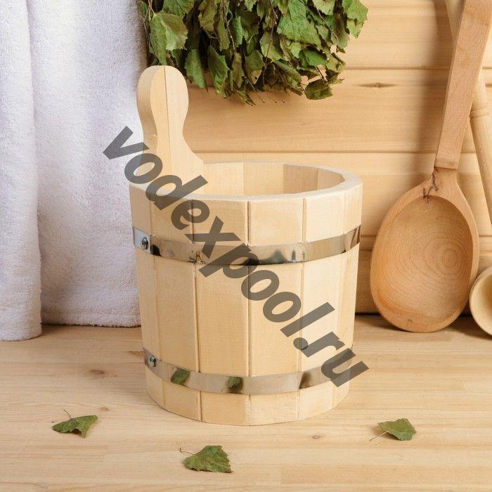 Шайка деревянная 3 л