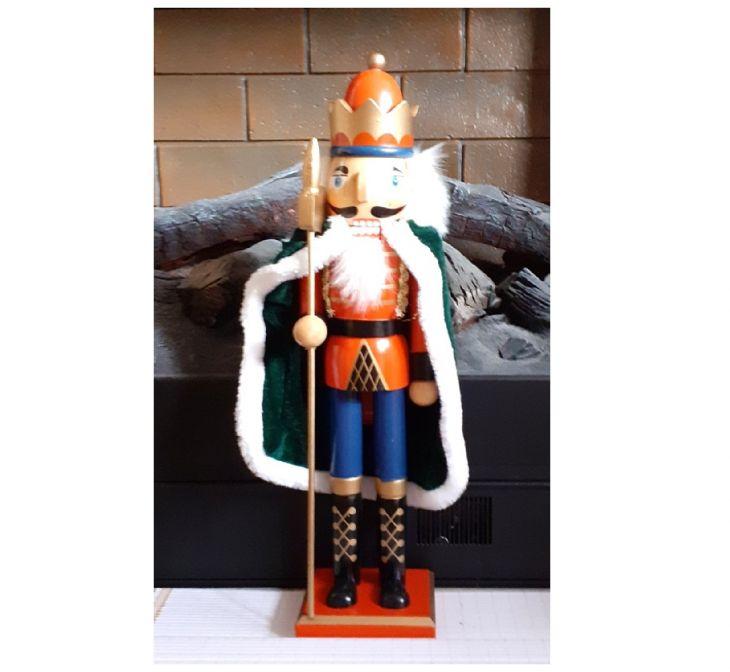 Щелкунчик 26 см король