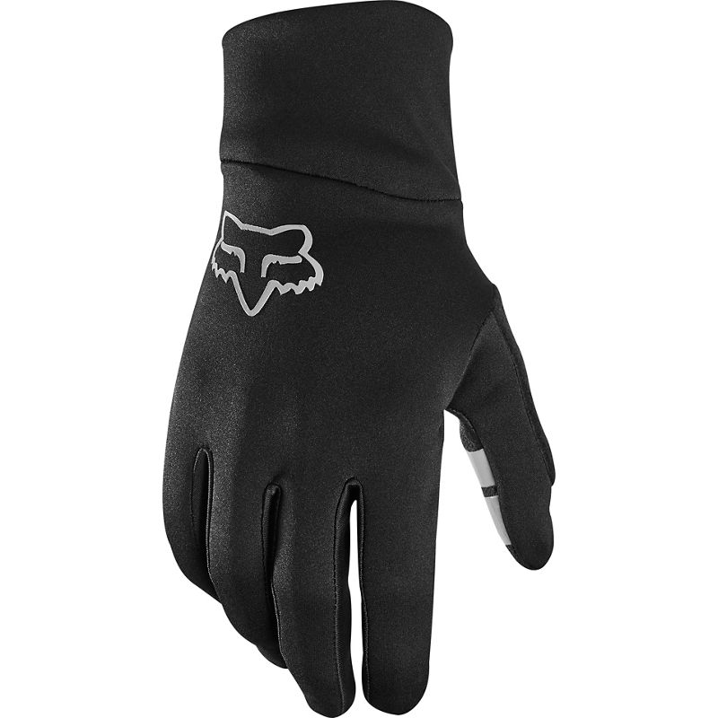 Fox 2021 Ranger Fire Glove Black перчатки утепленные