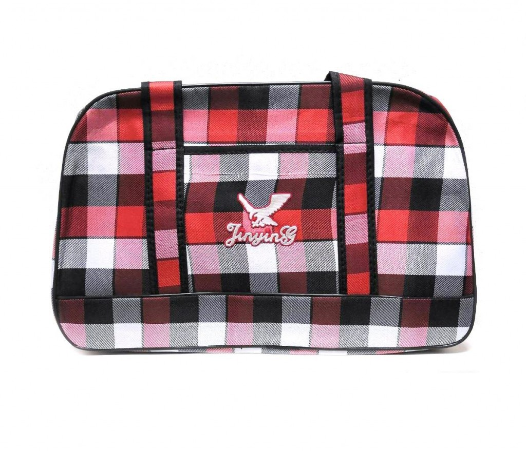 Дорожная сумка Саквояж, 44х14х28 см
