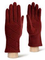 Красивые трикотажные перчатки LABBRA