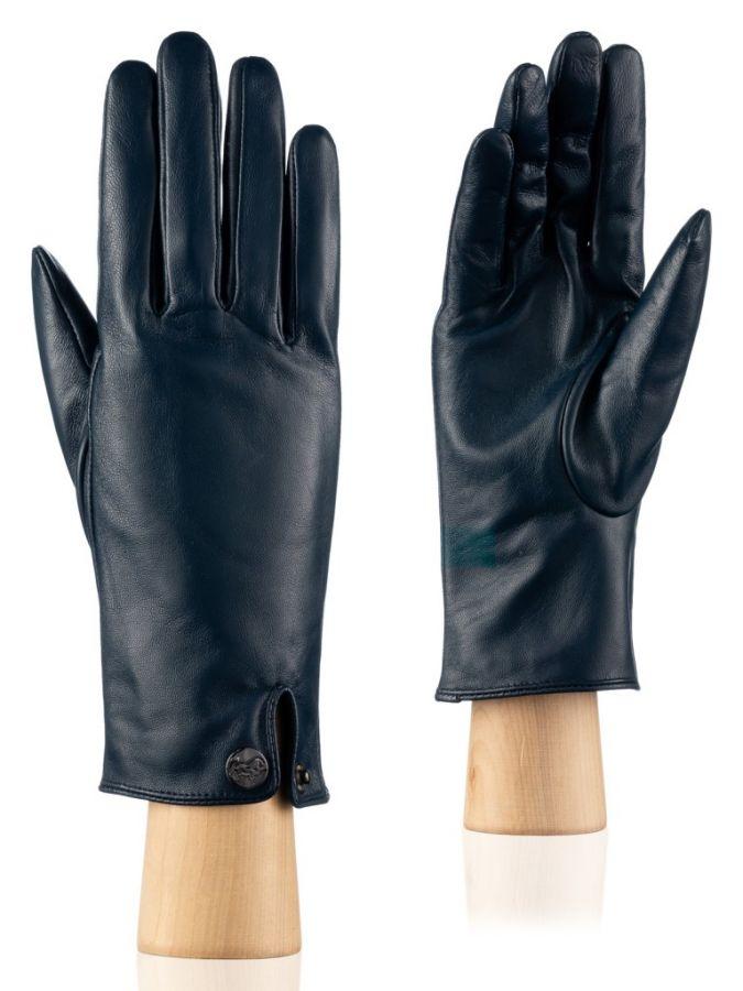 Синие женские перчатки LABBRA