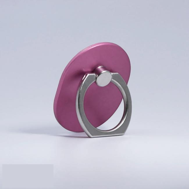 Кольцо-держатель для телефона розовое золото