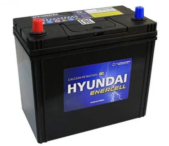 Автомобильный аккумулятор АКБ HYUNDAI (Хёндэ) 60B24R 45Ач п.п.