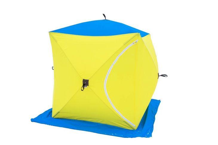 Палатка КУБ-1 СТЭК 1,5*1,5*1,7