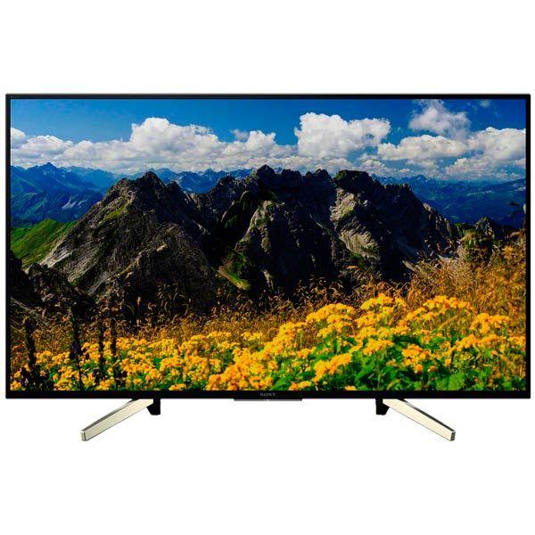 Телевизор Sony KD-55XF7596 (2018)