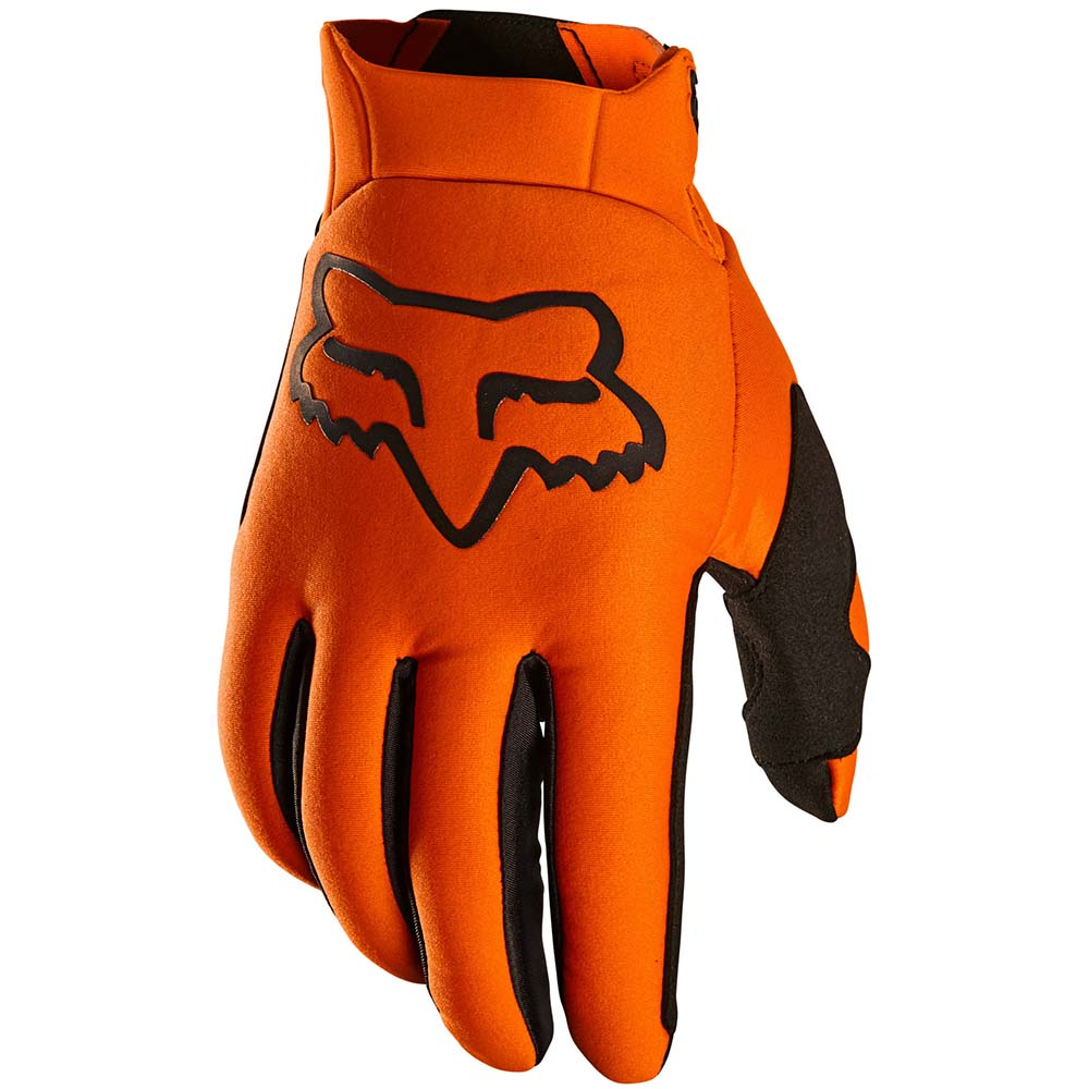 Fox 2021 Legion Thermo Orange перчатки утепленные