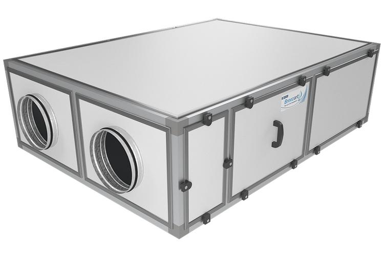 Приточно-вытяжная установка Breezart 1000 Lux RP SB 3,2 - 220