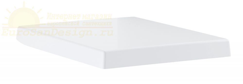 Сиденье Grohe Cube Ceramic 39488000 с микролифтом SoftClose ФОТО